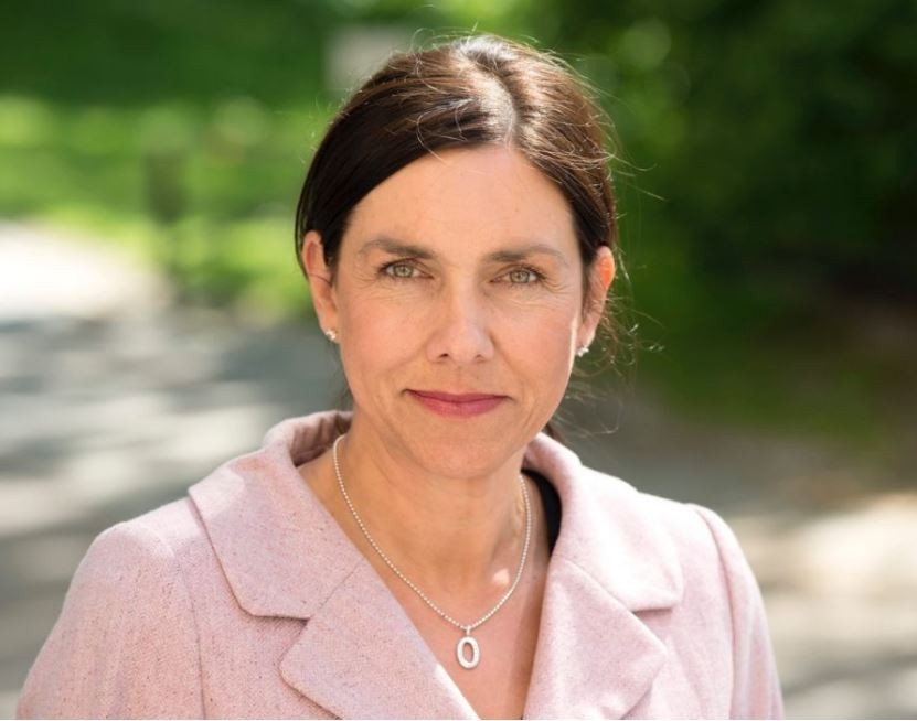 Kompetensföretagens ordförande Eva Domanders